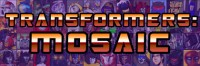 "Transformers News: Transformers Mosaic: ""Rock 'n' Shock"