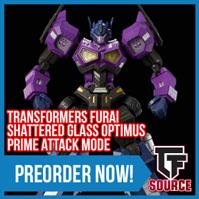 TFSource News - Transformers Selects, 3A Bumblebee, FT-31C Spoiler, FT Roadking, ZT Kronos Combiner Figures, OM Saltus, XT Arkose & More