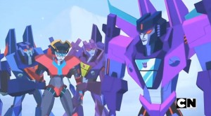 Episode 5 of Transformers Cyberverse Now Online, plus Previews for 6, 7, 8