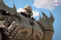 Transformers News: Transformers Prime Marathon Promo - Megatron's New Alt Mode