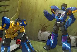 Transformers News: Power of the Primes Counterpunch Confirmed to have Punch Robot Mode and come with Prima Prime