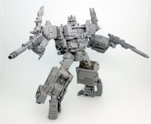 Takara Tomy Transformers Legends LG35 Ginrai Prototype Photo