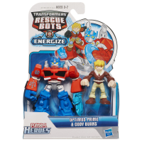 Transformers News: Transformers Rescue Bots Energize 2-Packs at Toysrus.com