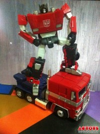 Transformers News: In-Hand Images: Takara Tomy MP-12 Lambor