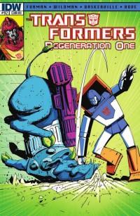 Transformers News: Transformers ReGeneration One #92 Review