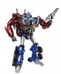 Transformers News: Transformers Prime Weaponizer Optimus Prime