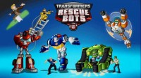 Transformers News: Transformers: Rescue Bots Season One Now Available on Netflix