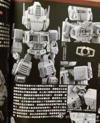 Transformers News: New Images of Kids Logic Super Deformed Optimus Prime
