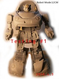 Transformers News: New Bumblebee figure by i-Gear?