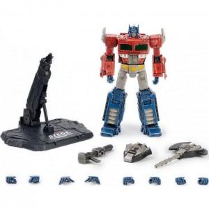 HobbyLink Japan Sponsor News - Siege DLX Optimus Prime Preorders Open Now!