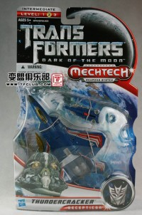In-Package Images of DOTM Deluxe Mudflap and Thundercracker