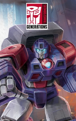 Transformers News: Promotional Art for Transformers Generations Titan Master Sovereign
