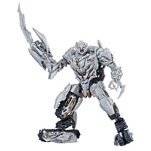 New Stock Images of Transformers Studio Series Megatron and Brawl