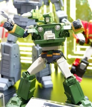 Transformers Masterpiece MP-47 Hound Pre-Orders Live