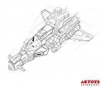 Transformers News: TFC Toys Technobot Scattershot and Possibly Hun Gurr Sketches