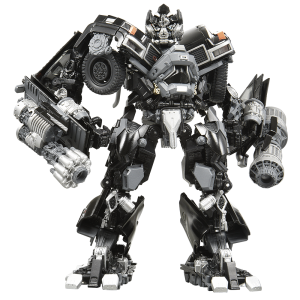 Description and Official Images of Transformers Movie Masterpiece MPM-06 Ironhide