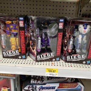 New Transformers Sightings in Canada Including Siege Mirage, Impactor and Barricade