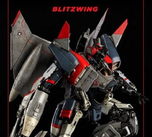 Transformers News: 3A teases Bumblebee Movie Blitzwing figure