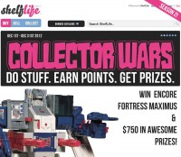 Transformers News: Win Encore Fortress Maximus, Vintage Millenium Falcon & $750 in Prizes with ShelfLife.net's Collector Wars (Season 2)!