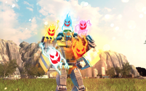 "Transformers: Earth Wars Event ""Zeek and Destroy!"""