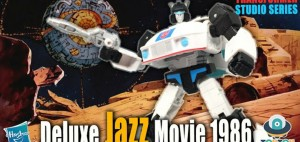 New Video Review of Transformers Studio Series 86 01 Deluxe Class Jazz