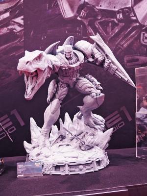 Wonderfest 2017 - Prime 1 Studio Beast Wars Megatron Statue Revealed #TFワンフェス17w