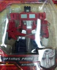 Transformers News: Dollar General Legends Class Optimus Prime and Starscream with GDO Weapons?