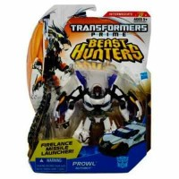 Transformers News: Transformers Prime Beast Hunters Deluxe Prowl Pre-Order @ HTS