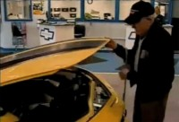 Transformers News: 101 Year Old Man buys Transformers Bumblebee Edition Chevy Camaro