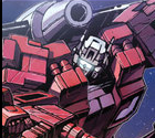 """Transformers Mosaic: """"Scattered."""""""