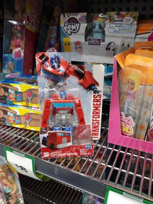 Transformers Authentics Found at Australian Retail