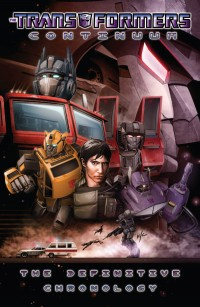 Transformers News: Transformers Continuum 5-Page Preview