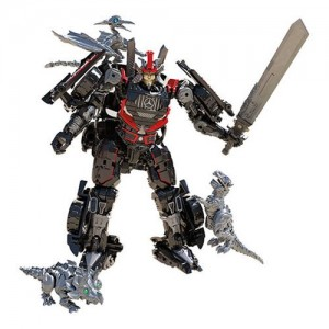 Transformers Studio Series Exclusive Deluxe Drift with Baby Dinobots Revealed and Up for Preorder