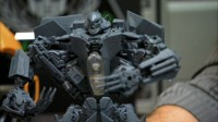Transformers News: New Pictures of Leader Class ROTF Starscream