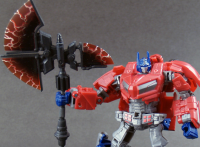 Transformers News: Introducing 3rd Party Corbot V and the War Axe!