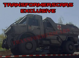 Transformers News: Transformers: The Last Knight - Rumour: Possible New Hound Alt Mode