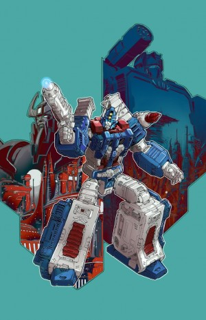Upcoming Creators and Covers for IDW's Transformers Galaxies #NYCC2019