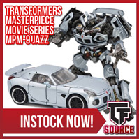 TFSource News - MP13 Soundwave, Gen. Selects Shockwave and Lancer, MPM9 Jazz, IF Merak & More!