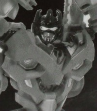 Transformers News: Transformers Prime Deluxe Rumble Alternate Head Revealed