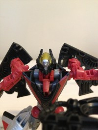 Transformers News: Transformers Generations GDO Scout Class Laserbeak Pictorial Review