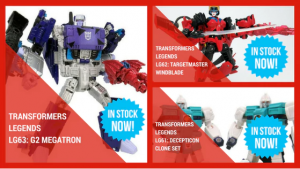 Transformers News: AJ's Toy Chest Newsletter - Week of March 17th