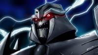 Marcelo Matere Transformers Prime Megatron Warm Up Sketch