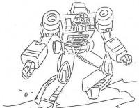 Transformers News: Ark Addendum Update - Road King's Transformation