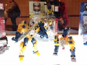 Transformers News: #Botcon2016 Galleries: Hasbro Floor Display - Wave 2 Titans Return, Computron + Technobots and Liokaiser