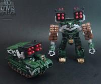 Transformers News: Transformers HFTD Hailstorm video review!