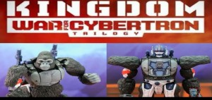 New Video Review of Transformers Kingdom Voyager Class Optimus Primal