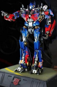 Transformers News: BBTS Sponsor News: Calibre Transformers Statues, Assassin's Creed III