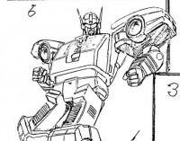 Transformers News: Ark Addendum Update: Counterpunch's Transformation Sequence