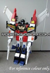 Robotkingdom Exclusive Justitoys WST Great Changer