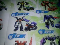 Transformers Prime Cyberverse Flamewar and Quick Blade Bumblebee Revealed, New Images of Legion Class Wheeljack and Mech Suit Bumblebee
